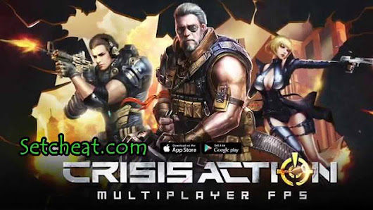 Cheat Crisis Action Work Terbaru Update 2017