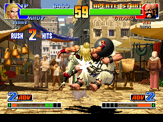the king of fighters 98 download