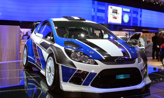 Ford Fiesta Indonesia Aerodinamis
