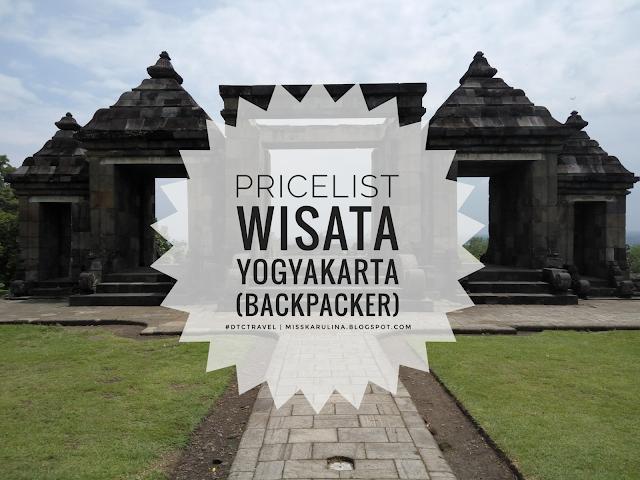 Backpaker-Yogyakarta