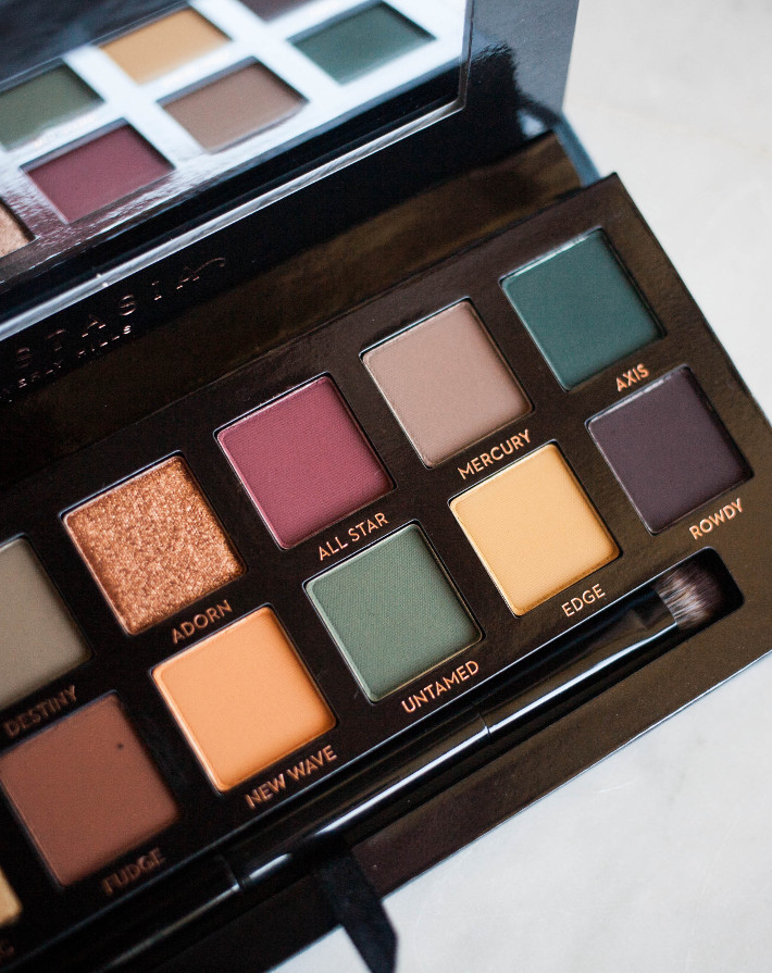 Beauty: unbiased ABH Subculture palette review