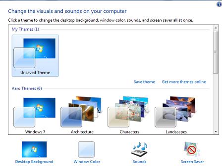 Cara Mengganti Background Desktop di Windows 7