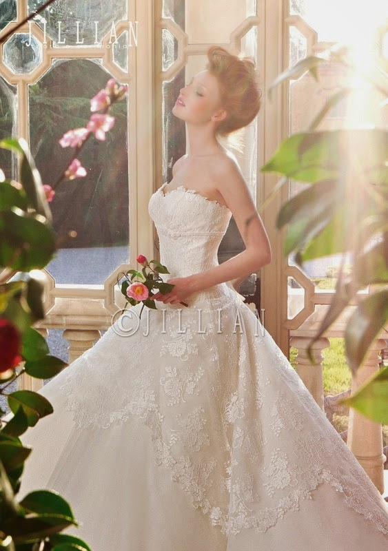 Jillian Sposa 2015 Iris Wedding Dresses Collection