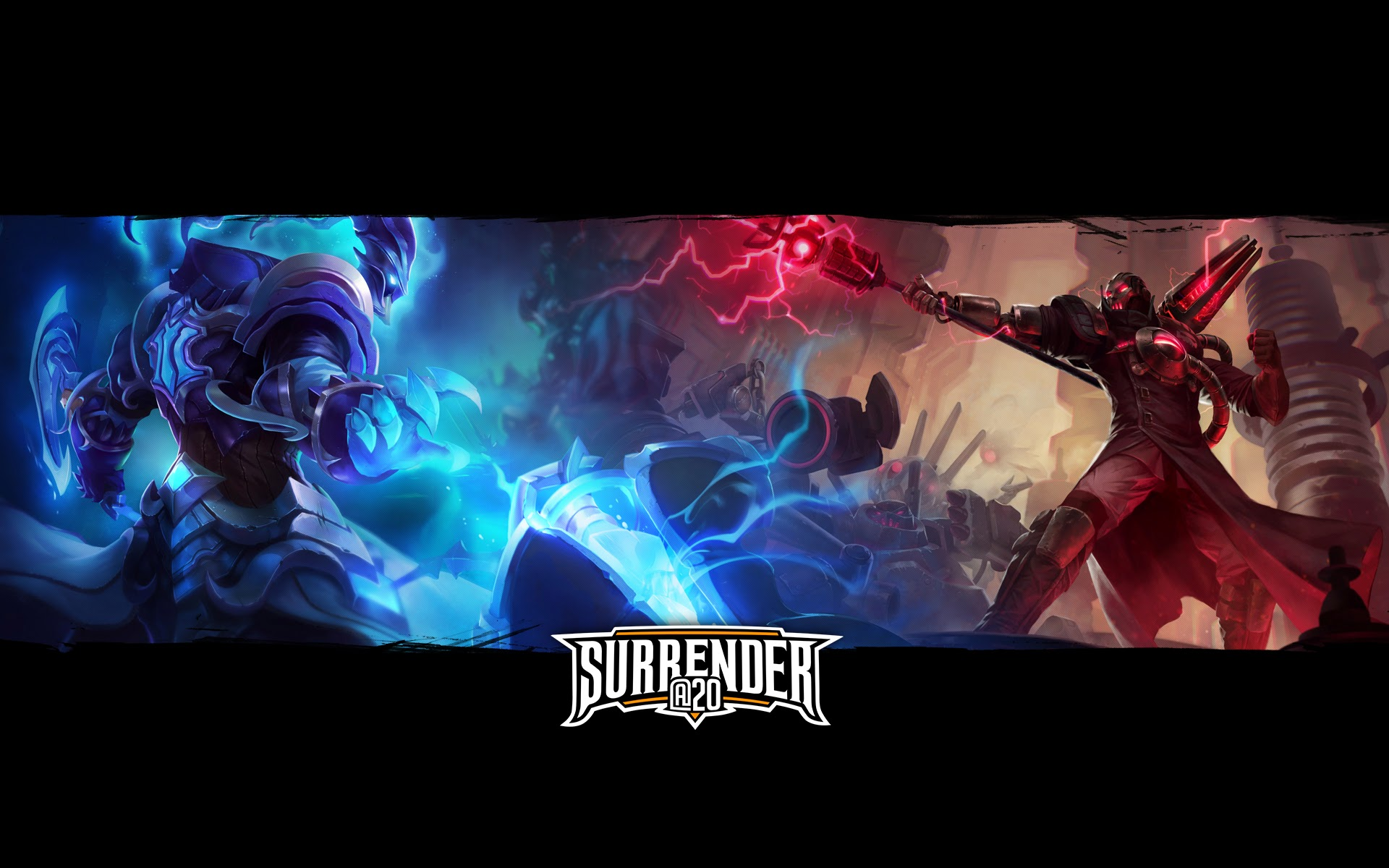 Surrender At 20: Wallpapers