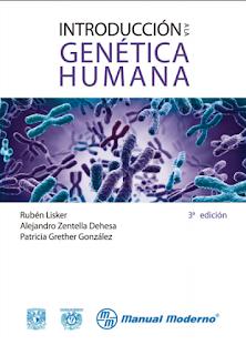 Descargar ebook pdf sobre genética gratis Introduccion A La Genetica Humana Lisker