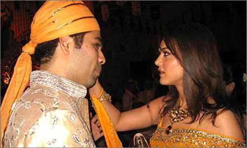 Karan Johar Wedding