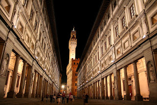 The Uffizi houses a wealth of Renaissance art treasures