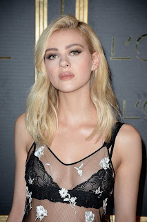 Nicola Peltz Shocking  pics in   and Transparent Clothes at Gold Obsession Party 2016
