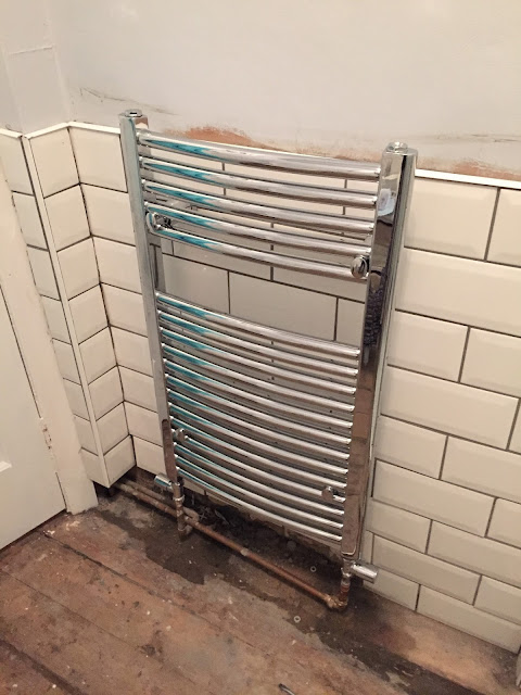 New Towel Radiator