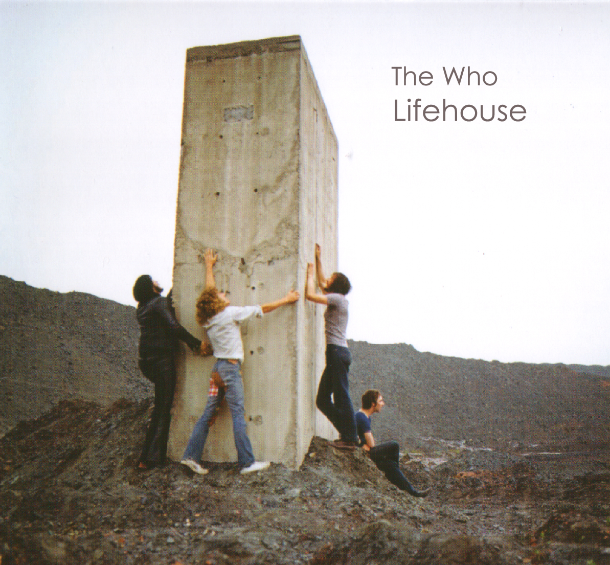 Albums That Never Were: The Who - Lifehouse