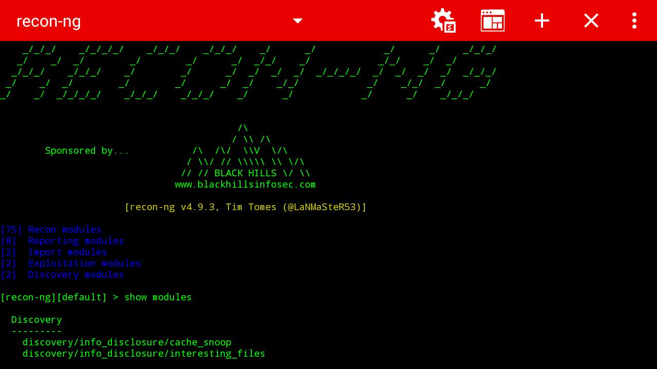 cara menggunakan terminal emulator pada android