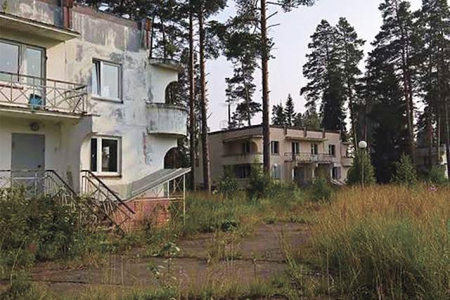 Вблизи Голыгина появится городок бездомных Ной Сергиев Посад