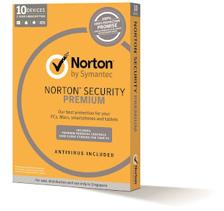 Source: Symantec. Norton Security Premium box shot.