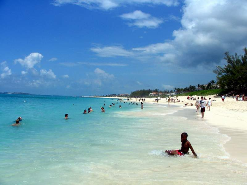World Visits: Paradise Island Located In The City Of Nassau