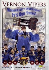 Vernon Vipers 2010-11 Program (First Edition)