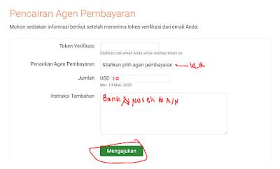 Cara Mudah Withdraw Di Binary.Com Melalui Agen