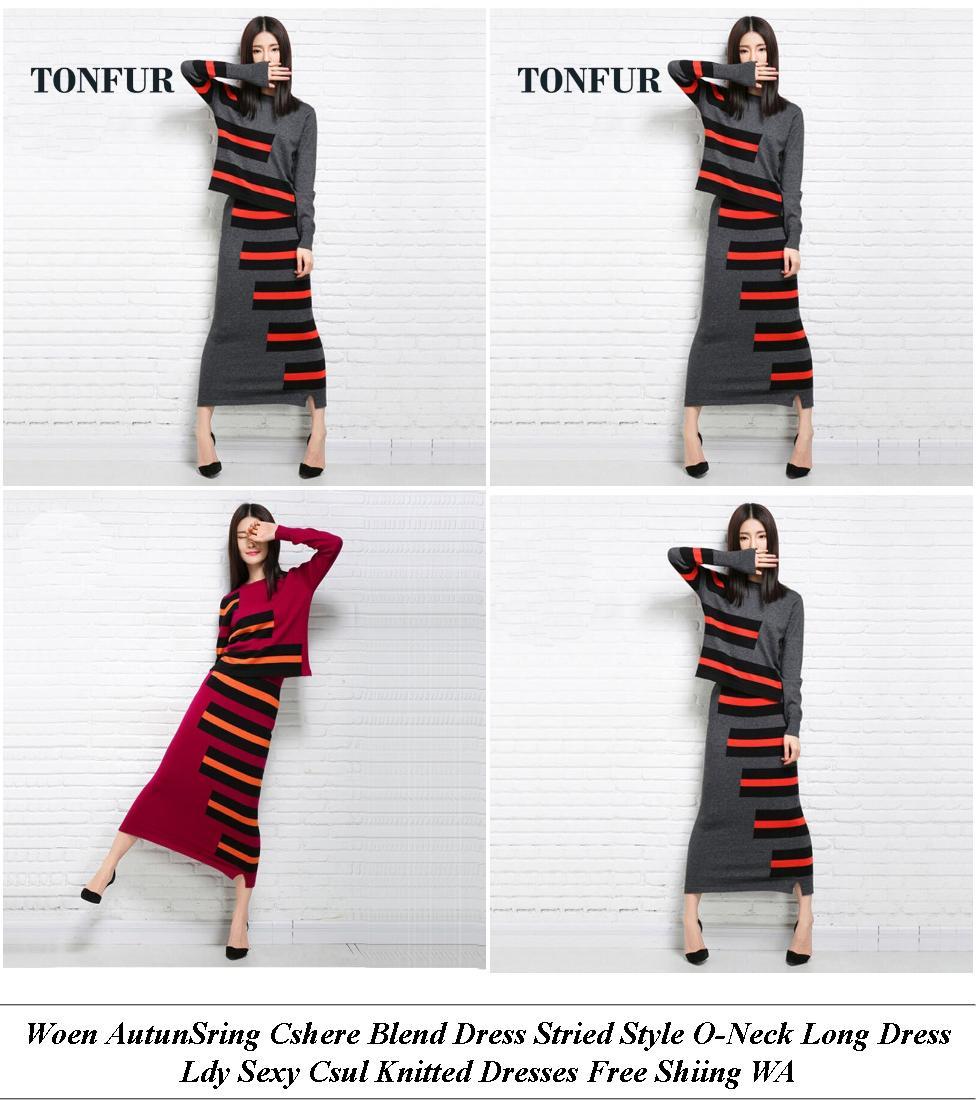 Plus Size Semi Formal Dresses - For Sale Uk - Denim Dress - Cheap Clothes Shops