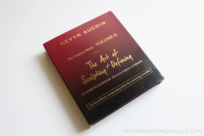 The contour book Kevyn Aucoin