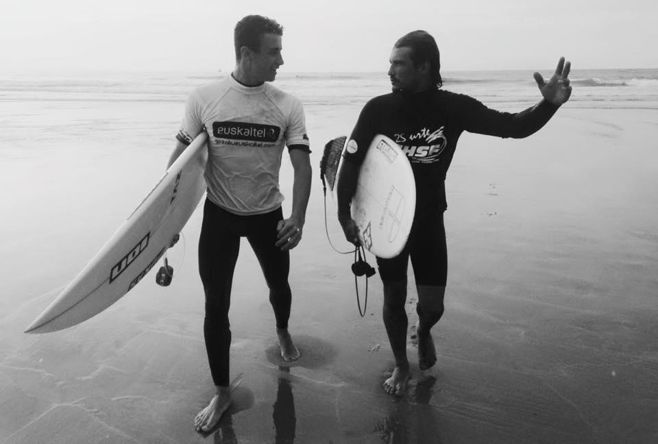 euskal surf zirkuitua circuito vasco surf zarautz