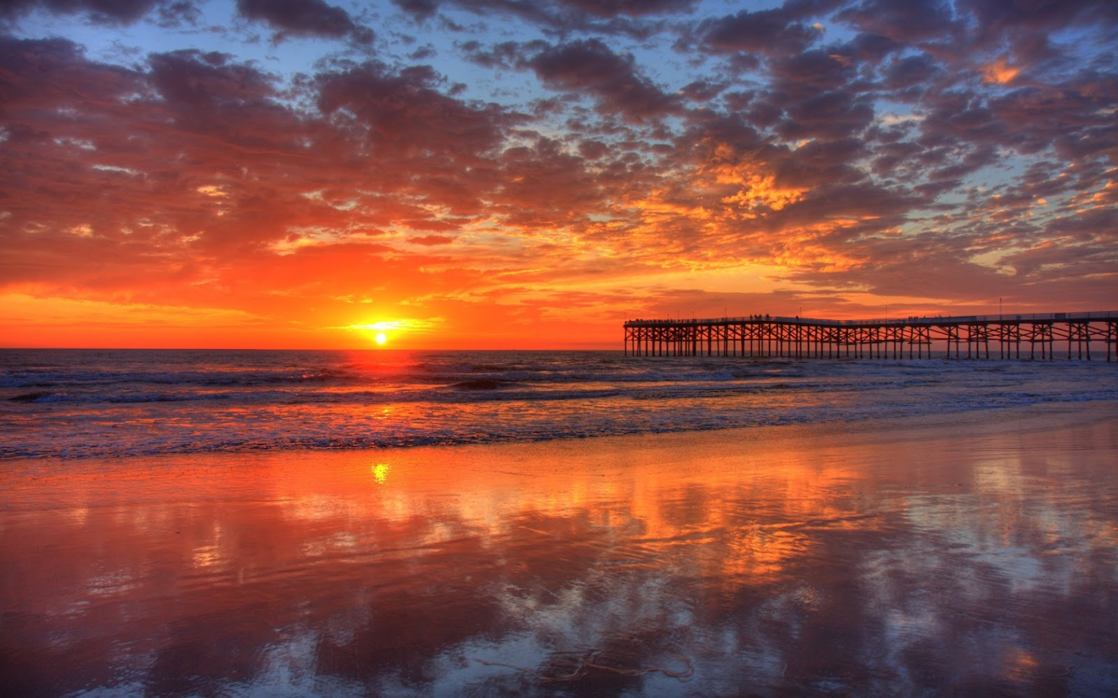 Alex Raffi Blog: Sunset moment.Beach Sunset Backgrounds For Computer