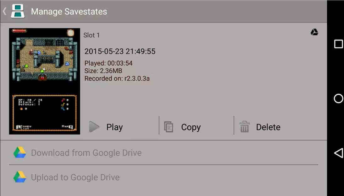 drastic ds emulator apk android 5.0