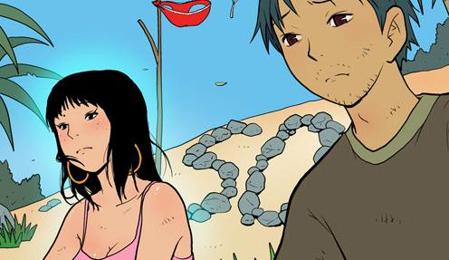 Mr. FAP (bộ mới) phần 186: Gái xinh trên hoang đảo