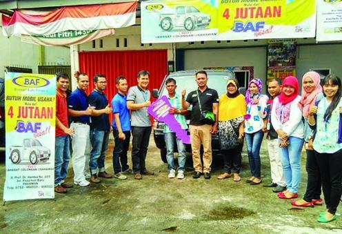 Alamat Lengkap Dan Nomor Telepon BAF Di Kalimantan Timur
