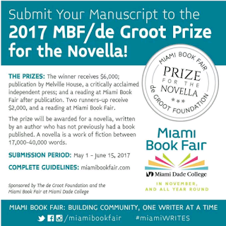 Miami Book Fair/de Groot Prize