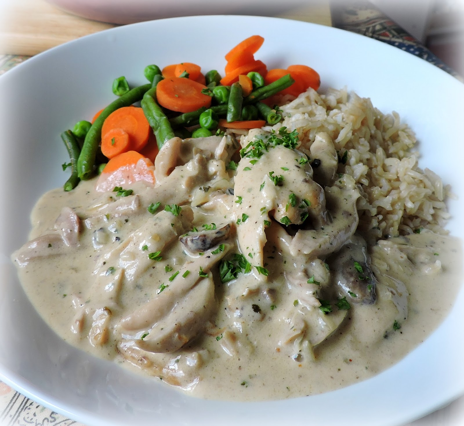 Fricassee - what is this dish and how to cook it 83