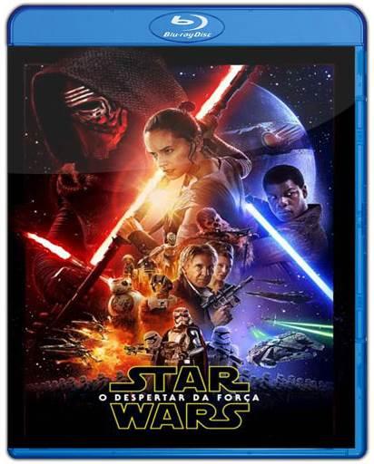 Baixar Star Wars 7 O Despertar da Força 1080p Dual Áudio Bluray Torrent