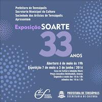Exposição marca aniversário da Soarte Teresópolis - 33 anos