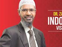 Antusiasme Umat Islam Hadiri Kuliah Umum Zakir Naik Sangat Tinggi