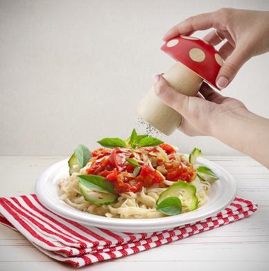 Mushroom Pepper Grinder