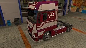 Mercedes Logo skin mask for MP4 (EviL)