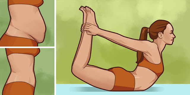 15 Minute Exercise And 2 Homemade Ingredients Removes Your Abdomen Fat Quickly