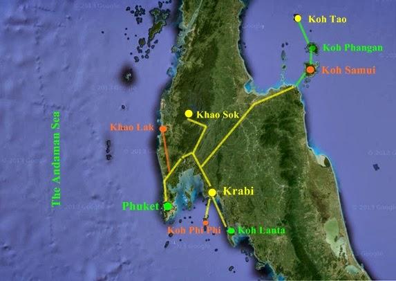 Transfer Service ~ KRABI TRAVEL AND TOURS