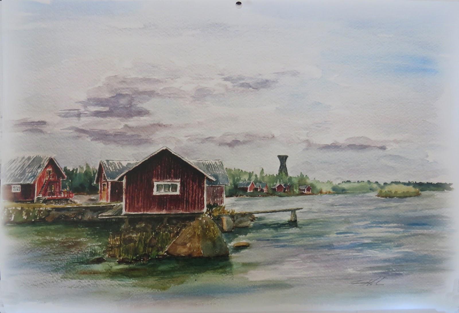 Lokakuu Ruotsiksi