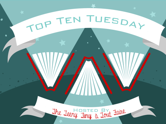 #TTT: #TTT: Top Ten Tuesday