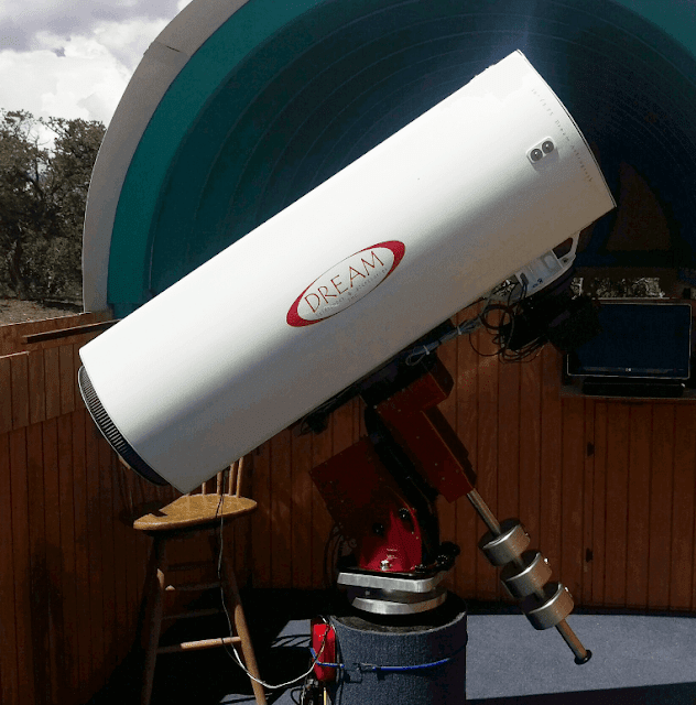 "16""  f3.7 Dream Astrograph Imaging Telescope"