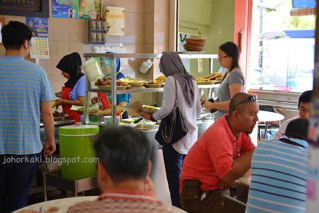 Nasi-Padang-Qin-Garden-Johor-Bahru-JB-Old-Downtown-沁园咖啡馆