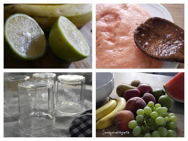 Rezept Obstsalat Marmelade