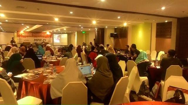 4 Pilar MPR RI Ke Netizen Lampung
