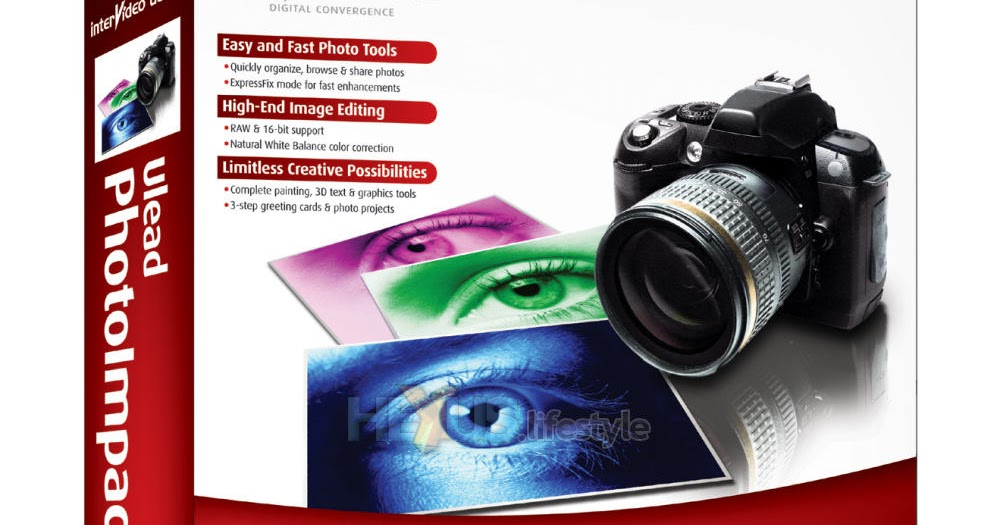 gratuit photoimpact 12