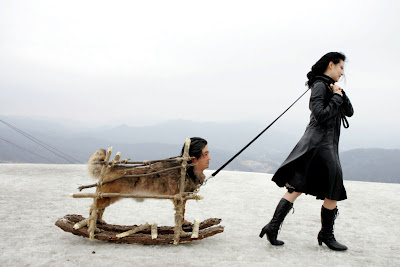 Risultati immagini per sympathy for lady vengeance movie