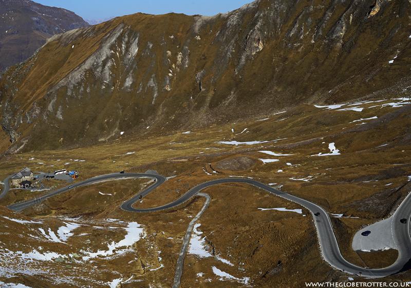 The Grossglockner High Alpine Road