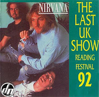 The Last UK Show art sound blog bootleg nirvana musique pirate
