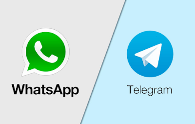 WhatsApp versus Telegram-TuParadaDigital