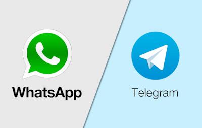 WhatsApp versus Telegram-TuParadaDigital