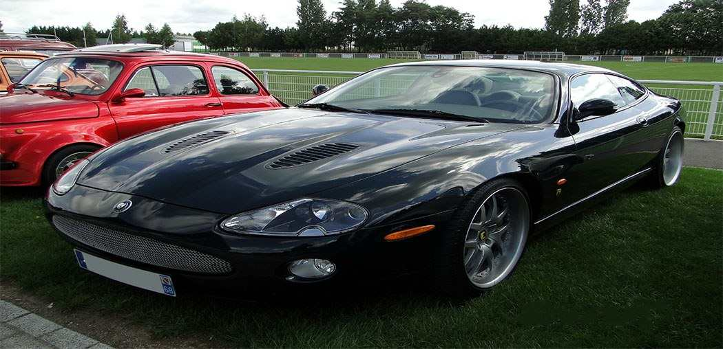 XK8, car news