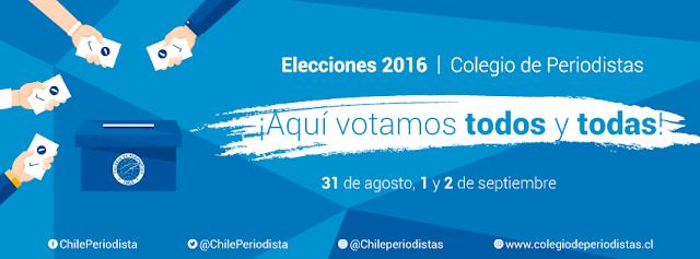 ¡En estas elecciones puedes sufragar vía voto electrónico!